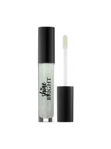 """Блеск для губ """"Shine bright"""" тон 004 К5, Belor Design"""
