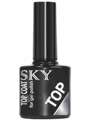 SKY Top Coat 10мл/К6, SKY
